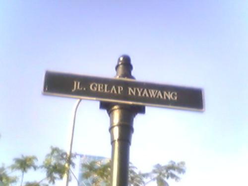 Jl.Gelap Nyawang
